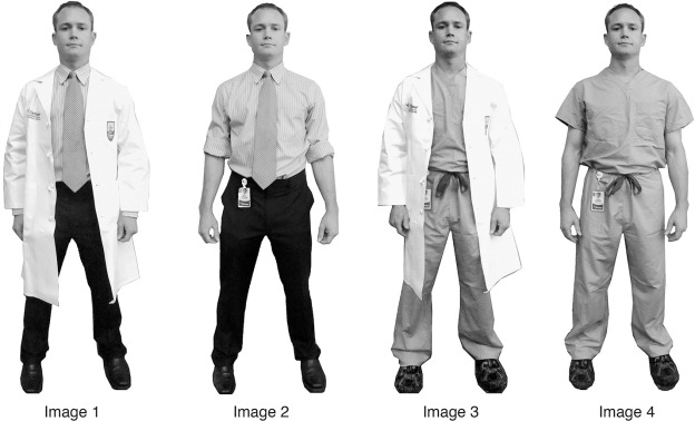 Doctor attire choices
