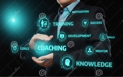 coaching-mentoring-education-business-training-development-e-learning-concept-97993328