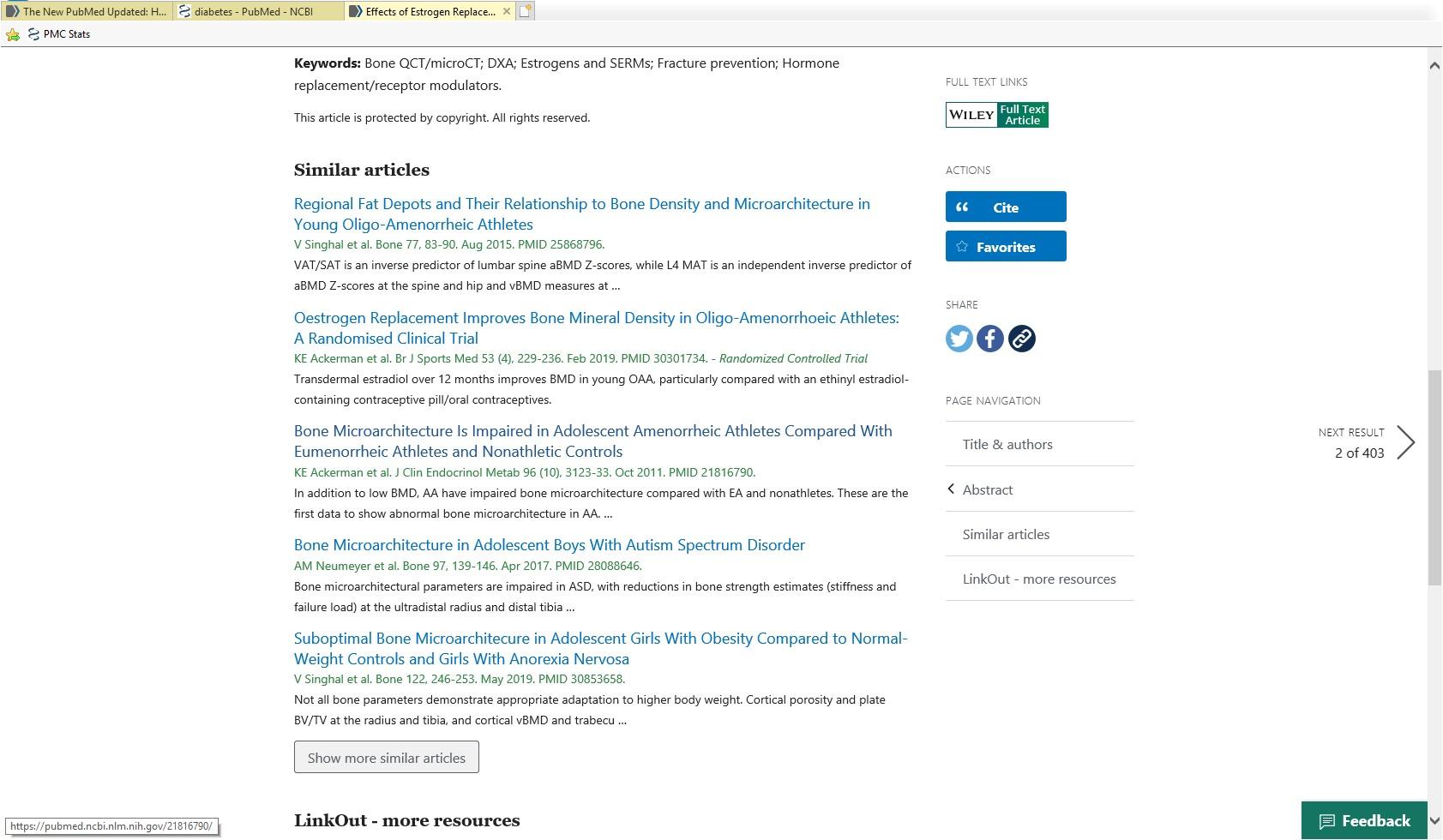 Ochsner Journal Blog