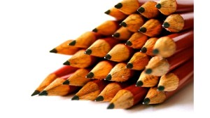 pointy pencils